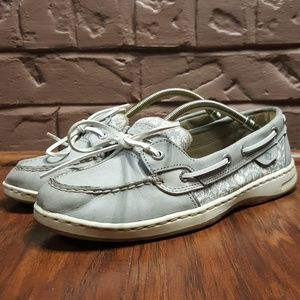 Sperry Women's Top Sider Boat Shoes, Size 9